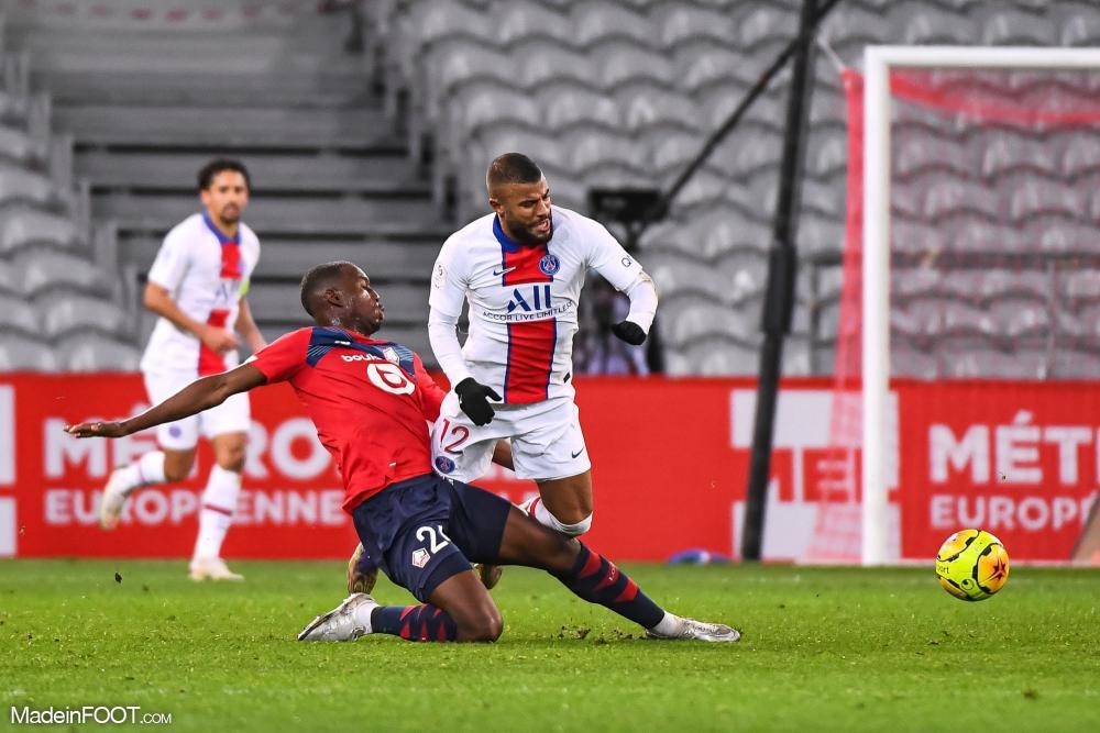 Lille a resisté au PSG