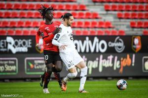 L'album photo du match entre le Stade Rennais FC et le Lille OSC.
