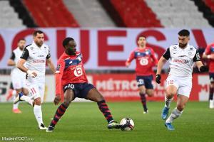 Ligue 1 - Lille décroche un nul in extremis face à Montpellier (résumé et notes)