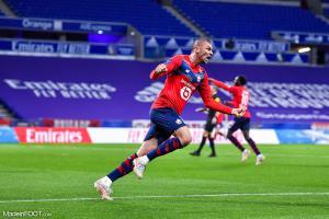 Lors du match aller en octobre dernier, Burak Yilmaz avait ouvert le score pour la victoire de Lille (4-0)