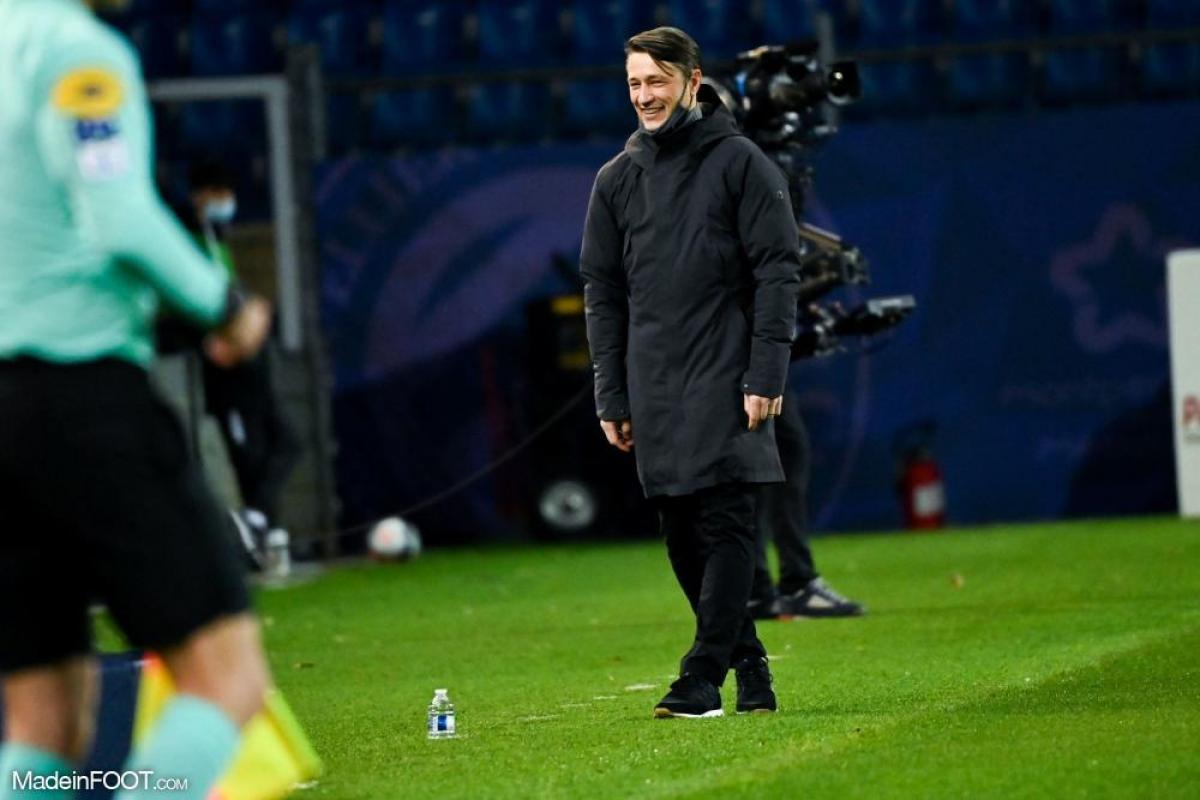 L'AS Monaco pointe à quatre longueurs du leader Lille
