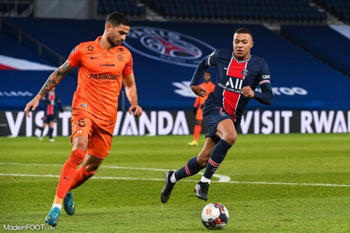 Pedro Mendes contre Paris
