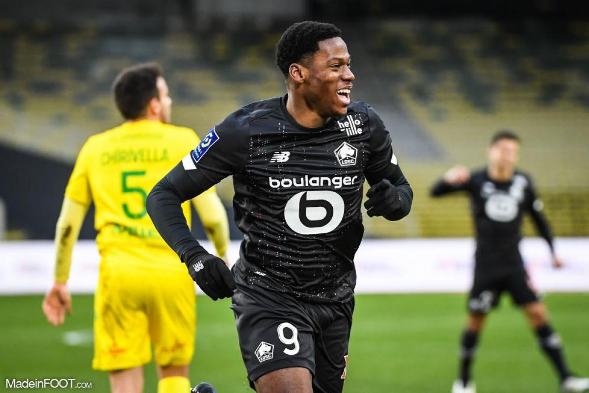 Le Lille OSC s'est imposé sur la pelouse du FC Nantes (0-2), ce dimanche après-midi en Ligue 1.