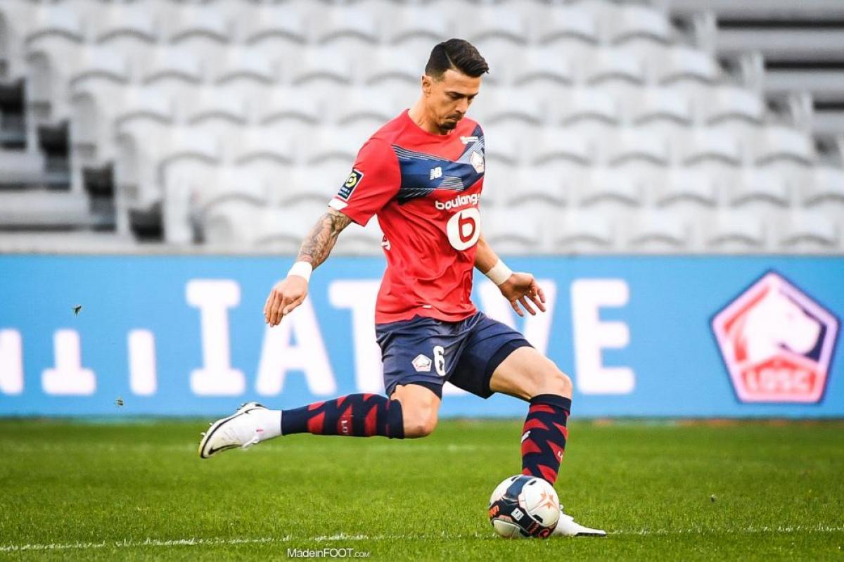 Arrivé en 2018 à Lille, José Fonte compte 114 matchs avec les Dogues