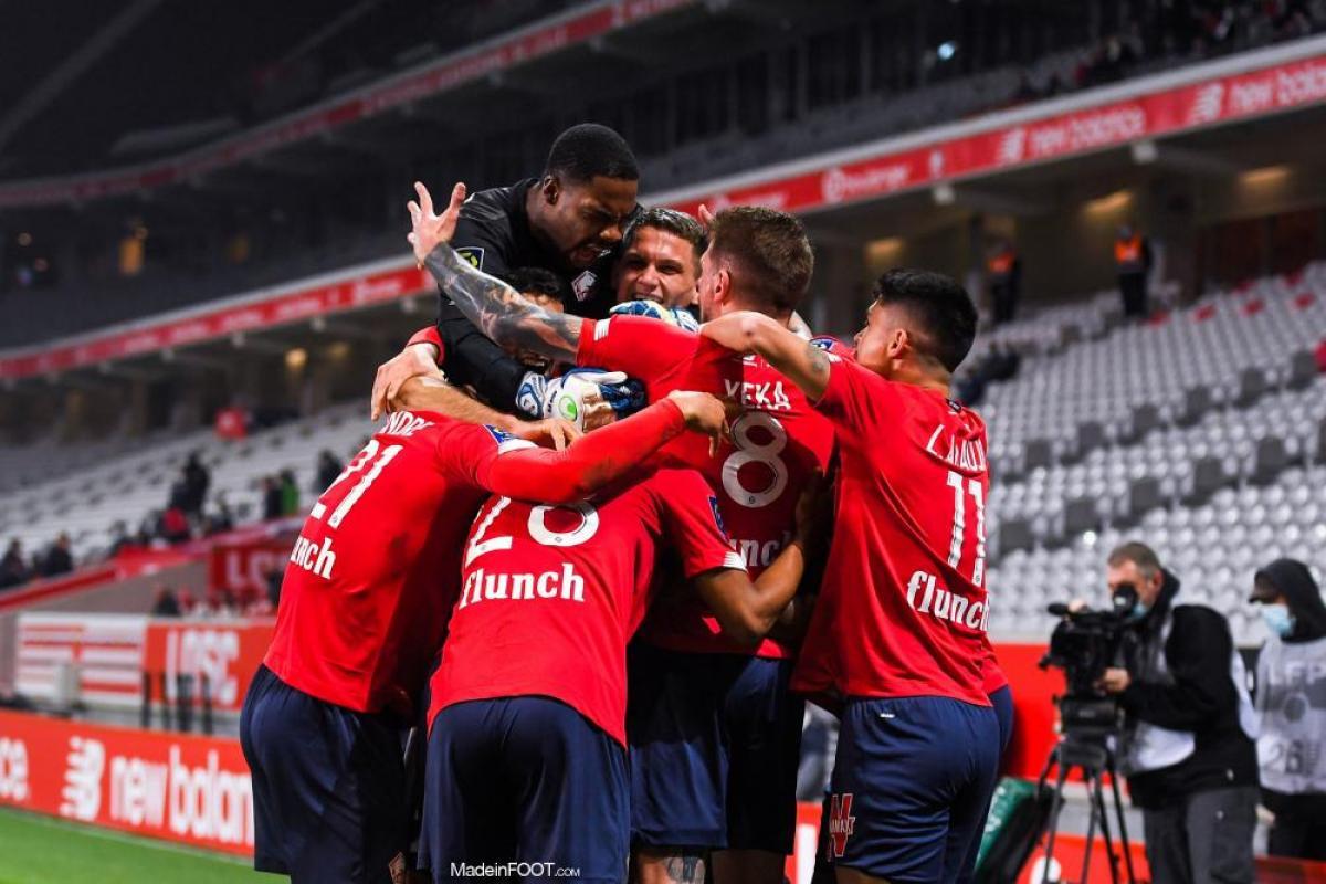 Scotty Sadzoute veut jouer en Ligue 1 avec Lille