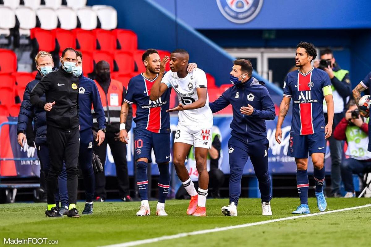 Neymar et Djalo ont été sanctionnés