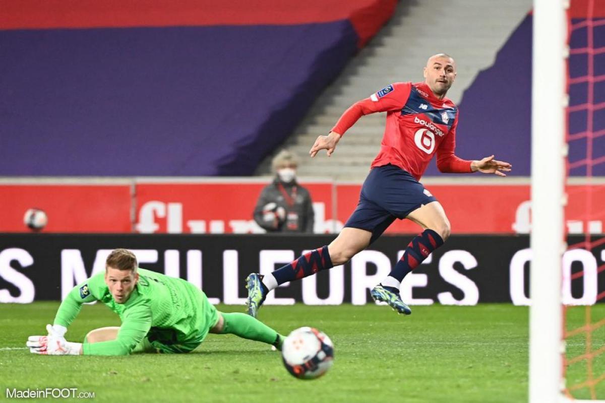 Depuis son arrivée à Lille l'été dernier, Burak Yilmaz a inscrit 14 buts et délivré 5 passes décisives en 29 rencontres