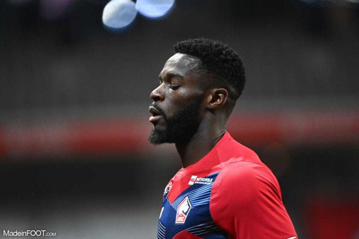Christophe Galtier reproche à Jonathan Bamba son manque d'implication à l'échauffement face à Lyon