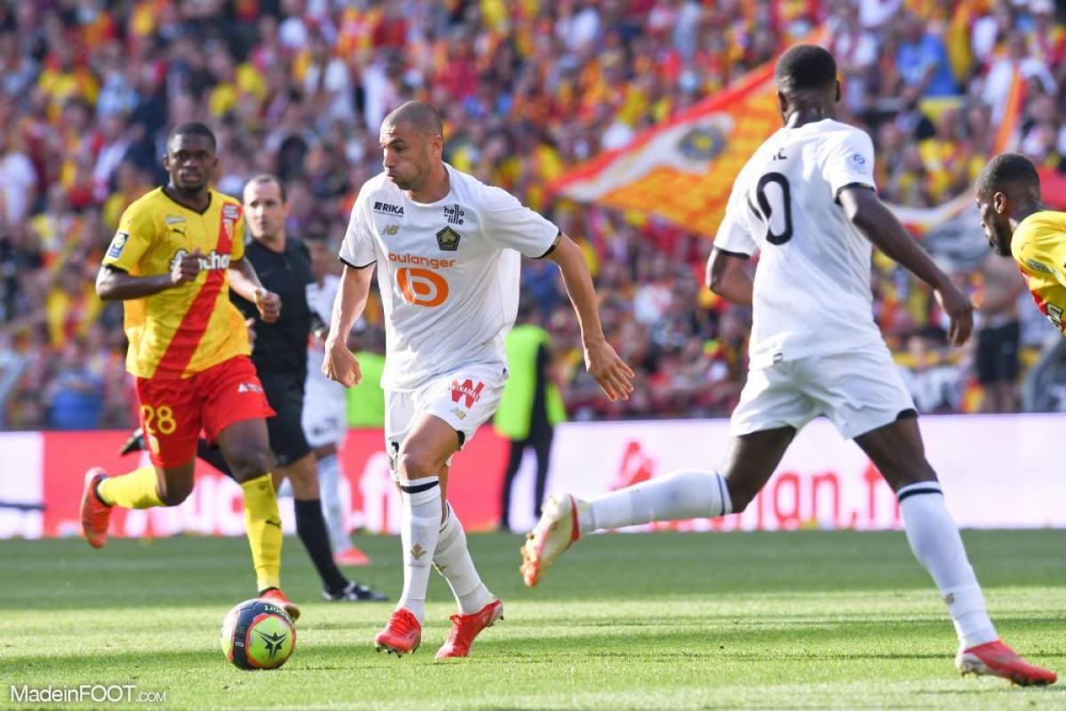 Le Lille OSC s'est incliné face au RC Lens (1-0), ce samedi après-midi en Ligue 1.