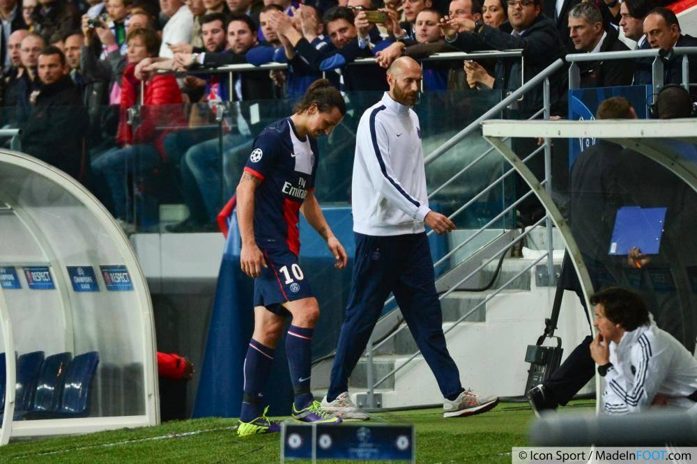 L'actualité footballistique de ce mercredi après-midi 22 Octobre 2014 a été marquée par la possible intervention chirurgicale d'Ibrahimovic