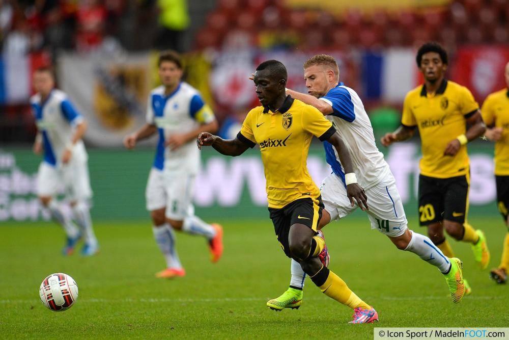 Idrissa Gueye ne devrait plus évoluer sous les couleurs de Lille la saison prochaine