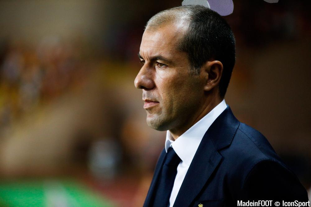 Le groupe de l'AS Monaco pour affronter le Lille OSC.