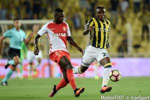 Benjamin Mendy (AS Monaco) est forfait pour le déplacement à Lille.