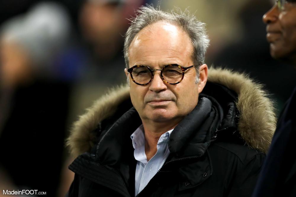 Luis Campos veut quitter Lille !