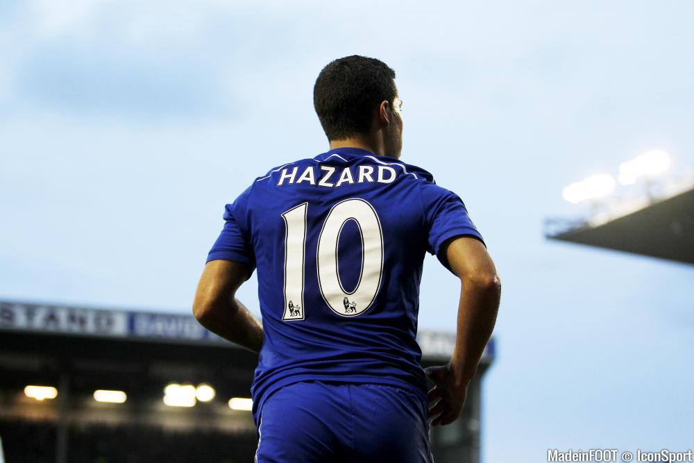 Eden Hazard n'exclut pas de revenir jouer en Ligue 1 au cours de sa carrière.