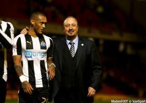Le Newcastle de Rafa Benitez serait en passe de boucler l'arrivée de Rúben Semedo